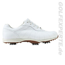FOOTJOY golf Donna IMPERMEABILE Carpe golf Embody BIANCO CON SPIKES