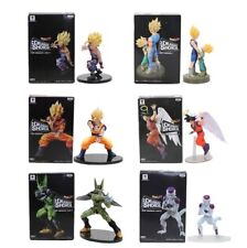 Dragon ball Z/Goku Gohan Freezer Cell Vegeta Trunks Dramatic Showcase 11-21 cm