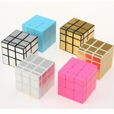 3x3x3 Magic Mirror Cube Professional Magic Cast Coated Puzzle Speed Cube Learnin