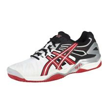 Asics Gelresolution 5 Clay E302Y0123 blanc baskets basses