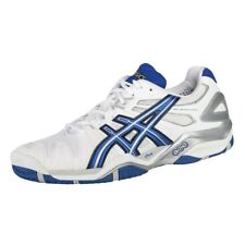 Asics Gelresolution 5 E300Y0142 argent baskets basses