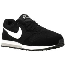 Nike MD Runner 2 GS 807316001 noir baskets basses 36.0,36.5,38.5
