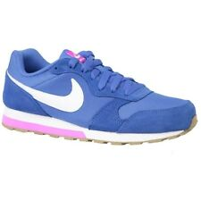 Nike MD Runner 2 GS 807319404 bleu baskets basses