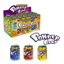 Canettes Powder Cans