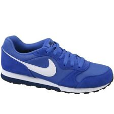Nike MD Runner 2 GS 807316406 bleu baskets basses 38.0