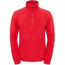 The North Face M 100 Glacier 1/4 Zip Chaquetas Forros Polares