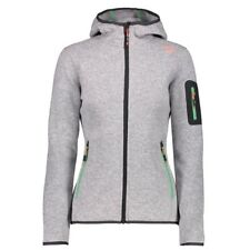 Campagnolo Knitted Hood Jacket W Ropa Mujer Chaquetas