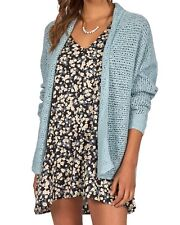 Billabong Shake Down Cardigan - Water - Ladies Cardigans