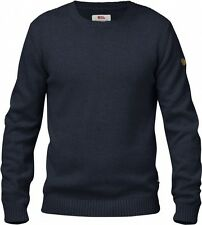 FJALL RAVEN OVIK KNIT CREWNECK JUMPERS
