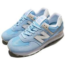 New Balance WL574ESB B 574 Blue White Women Running Shoes Sneakers WL574ESBB