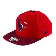 New Era nfl17 Houston Texans Casquette réglable rouge 93698