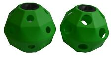 Green Equine Horse or Pony Hay Ball Treat Feeder, *NEW*