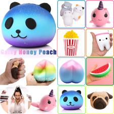 Jumbo Slow Rising Squishies Scented Squishy Squeeze Toy Stress Reliever toy gift