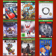 Microsoft Xbox ONE Games ~ Multi-listing ~ BRAND NEW ~ Pick from the bundle