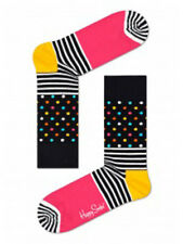 HAPPY SOCKS STRIPE & DOT SOCK 9000
