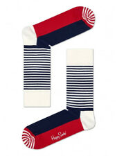 HAPPY SOCKS HALF STRIPE SOCK 068