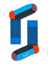 HAPPY SOCKS HALF STRIPE SOCK 6002