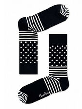 HAPPY SOCKS STRIPE & DOT SOCK 999