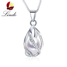 Pearl Jewelry,100% Natural Pearl Pendant Necklace,Fashion Style Natural Freshwat