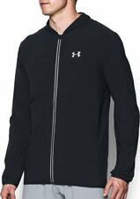 Under Armour HeatGear Run True SW Giacca Uomo Black 1289388-001