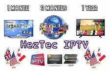 IPTV HD LIVE STREAMING  500+ channels [ USA+UK ] + sport package