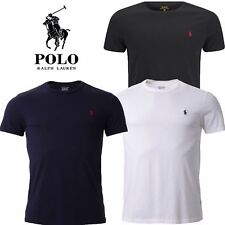 Ralph Lauren Polo Men's Short Sleeve Crew Neck T-shirt New