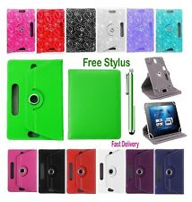 "Universal Folio Leather Flip Case Cover For Android Tablet PC 7"" 9.7"" 10"""