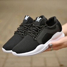 Fashion Men's Running Shoes Athletic Walking Sneakers Outdoor Breathable Mesh