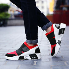 Men's Casual High Top Sneakers Outdoor Running Walking Athletic Sport Wear Shoes