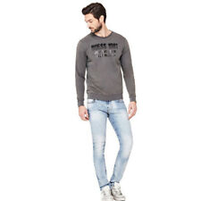 JEANS SUPERSKINNY UOMO GUESS - M81AN1D2YY2