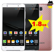 XGODY Dual SIM 1+8GB Smartphone 3G 4Core Android Handy Ohne Vertrag 4.5 Zoll 5MP
