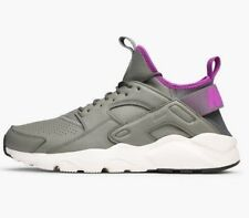 NIKE AIR HUARACHE RUN ULTRA SE - DARK STUCCO GREEN - 875841 003 - UK 8, 9, 10