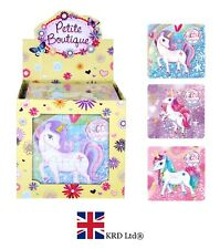 UNICORN PUZZLE Kids Girls Birthday Party Bag Filler Favors Jigsaw Pony Toy Gift