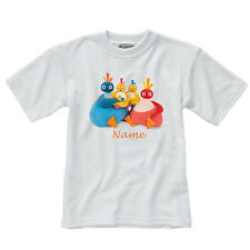 Personalised Children's T-Shirt - Twirlywoos - Style 1 - Sizes 1-14 yrs