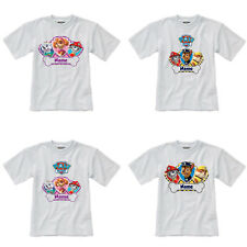 Personalised Children's T-Shirt - Paws Patrol - Styles 1-4 - Sizes 1-14 yrs