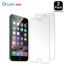 Cellfather™ Tempered Glass Screen Guard Protector iPhone Samsung Redmi Oneplus
