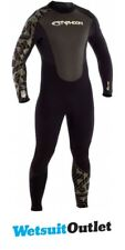 2018 Typhoon Storm 5/4 / 3mm GBS Wetsuit Black / Gold Print 250663