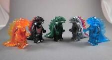 5 Custom Minifigure Godzilla Monster Figs - Building Block Compatible USA Seller