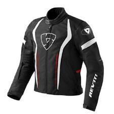 chaqueta motorrad Revit Rev'it Raceway Black red Chaqueta