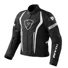 chaqueta motorrad Revit Rev'it Raceway Black White Chaqueta