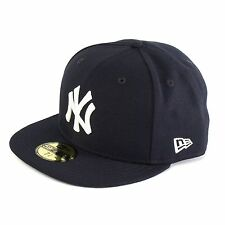 New Era Gita New York Yankees Gorra Ajustada Gorra, color azul marino, 93366
