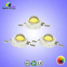 1W & 3W Epistar,Bridgelux,Epiled Led ad Alta Potenza Chip,Acquario,Luce Tenue