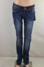 John Richmond B103 Pantaloni Donna regular fit morbido Jeans taglia 26 27