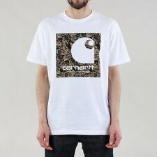 Carhartt WIP C Collage T-shirt - White