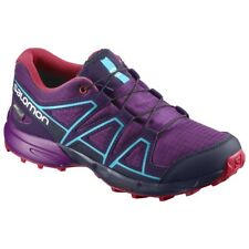 Salomon Speedcross Children Trainers Sport Shoes Running Shoes 398409 Violet NEW