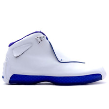 NIKE Air Jordan 18 Retro LIMITED EDITION Sneaker Scarpe bianco AA2494 106 WOW