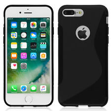 "FUNDA PROTECTORA PARA Apple iPhone 7 Plus 5.5"" TPU SILICONA"