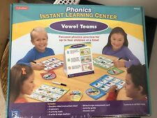 Lakeshore Phonics Instant Learning Center Vowel Teams Grades 1-2