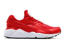 Nike Air Huarache Mens Sz 8.5-14 University Red White Berry Running 318429-604
