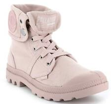 Palladium Us Baggy Donna Sneakers Scarpe Casual Boots 92478-638-m Rosa NUOVO